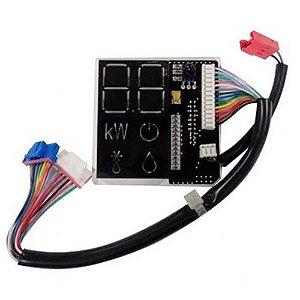 Placa receptora display evaporadora dual inverter EBR8645760
