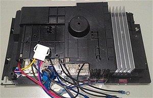 Modulo placa eletronica da condensadora LG inverter 9000/12000 btus  ABQ73580802