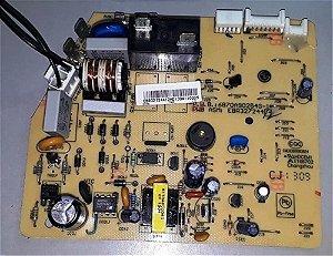 Placa principal da evaporadora LG 12.000 Btus  ABQ36627503 / EBR32724412  c/caixa
