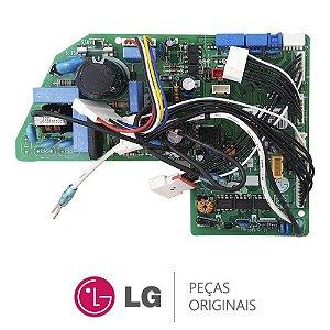 Placa eletrônica principal para evaporadora LG  ARNU24GS5L2 EBR39983001