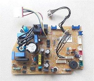 Placa eletrônica principal da evaporadora 18/24.000 btus LG EBR3593652