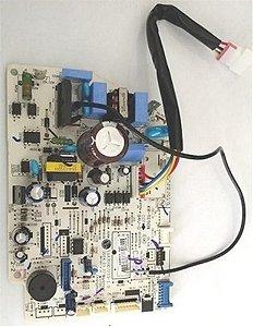 Placa principal da evaporadora LG 9000btus EBR88078923