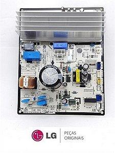 Placa eletronica inverter condensadora LG EBR82870712 / CRB38343801