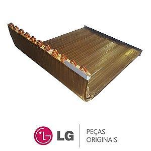 Trocador de calor da condensadora COBRE 12.000 Btus LG ACG73444905