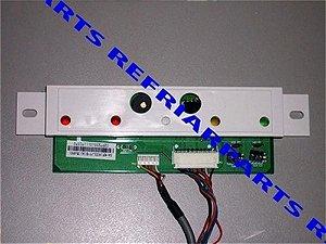 Placa receptora quente/frio 203344790004 830208238