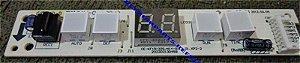 Placa display frio e quente frio 42RWCA 18-24 - Placa receptora indicadora fria e quente fria maxiflex