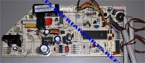 Placa eletronica principal maxiflex 18.000 btus frio
