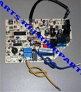 Placa eletronica de comando Q/F 12.000 elite 830202006  sem chip