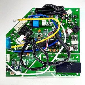 Placa eletronica principal da evaporadora 201333190002  30.000 btus