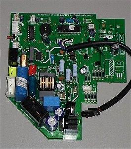 Placa eletronica evaporadora inverter Q/F 9.000btus 830222090