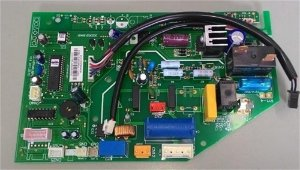 Placa eletronica inverter midea 18.000 btus fria 20133279050