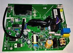 Placa eletrônica principal 42MKCA22M5 - Placa eletrônica principal da evaporadora Vita 22.000 btus