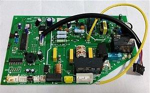 Placa eletrônica da evaporadora Midea Inverter 18.000 btus - Placa eletrônica principal da evaporadora 18.000 btus