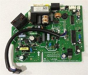 Placa eletrônica principal evaporadora midea  2013323A0964