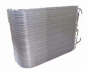 Serpentina da condensadora Midea vita  9.000 btus