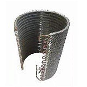 Trocador de calor condensadora Midea Springer 18000btu/s 05301412P cobre