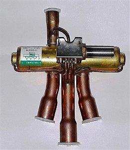 Valvula de reversão q/f sem bobina 1/2 x 5/8 18.000 a 42.000 btus s/bobina