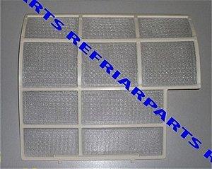 Filtro de ar esquerdo evaporadora York 222G501090014