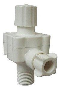 Valvula reguladora de pressão purificador Soft Everest 1/2R 5/16  41546