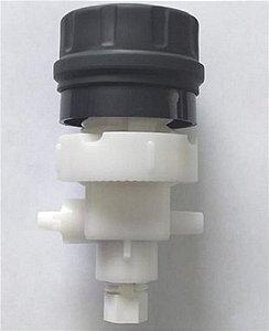 Conjunto torneira gelada purificador de agua soft Everest 41845