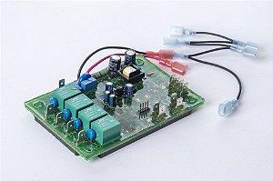 Placa eletrônica SMD com adaptador PHT EGC-A para máquina de gelo 43195