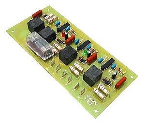 Placa eletronica maquina de gelo EGE 300 escamas 21223