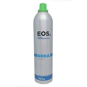 Gas refrigerante R600A EOS 360gr isobutano -