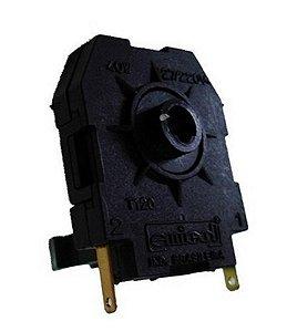 Interruptor rotativo da ignição fogão Brastemp Consul  326001354