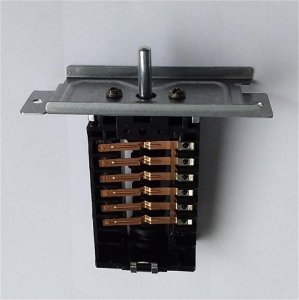 Chave seletora para forno eletrico de embutir Consul W10892759