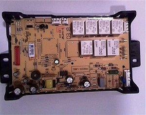 Placa eletronica principal forno brastemp 220v vesão 10  W10672939