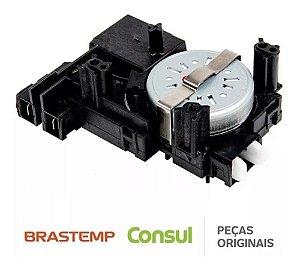 Atuador de freio da lavadora brastemp \ consul 127v W10518616 original