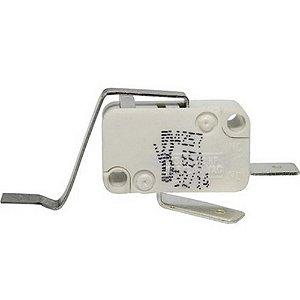 Micro chave da tampa movel lavadora brastemp  004257650