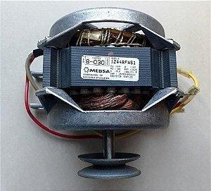 Conjunto motor/polia 127V/60HZ para Lavadora Consul  CWS20A SLK20MCA SLK20MCB 000368000