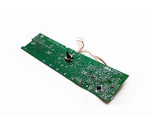 Placa interface bivolt para lavadora Brastemp W10540663 ORIGINAL