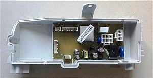 Placa de potência 127v para lavadora Brastemp - Placa de potência 127v para máquina de lavar Brastemp W10912973