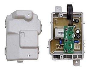 Placa eletronica lavadora consul  127V W10818971