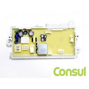 Placa de potencia 127v lavadora 11kg - W11391011