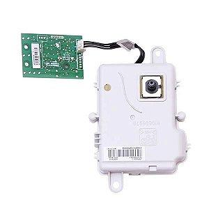 Controle eletronico lavadora brastemp W10876498