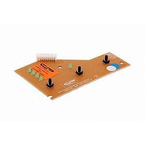 Interface compatível lavadora Electrolux LTE12 64800634   CP1118