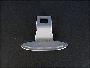 Puxador frontal da tampa - Puxador frontal da porta