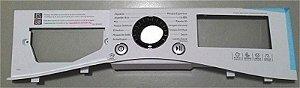 Painel de controle branco touch lavadora LG AGL73937026