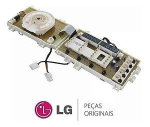 Placa eletronica interface lava e seca LG 6871ER2019U