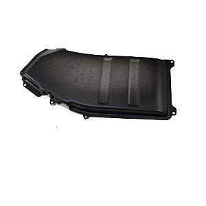 Tampa metalica do duto de secagem lavadora panasonic 5208ER1006A-CNR