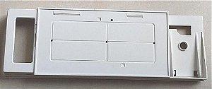 Painel de controle branco micro-ondas Brastemp 000146935