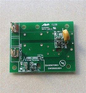 Filtro de linha para forno micro-ondas LG EAM35001894