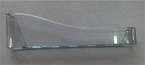 Prateleira inferior para geladeira Brastemp (Verde Kiwi)