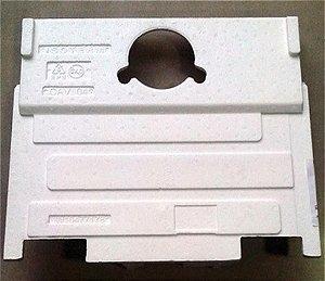 Capa traseira evaporador Brastemp Consul - Capa traseira do evaporador para refrigerador