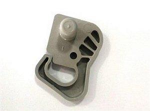 Bucha clicante direta cinza do refrigerador brastemp/consul W10656091