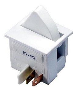 Interruptor lampada refrigerador Brastemp/Consul 326051258