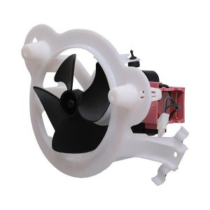 Motor ventilador 127v refrigerador consul brastemp W10201178